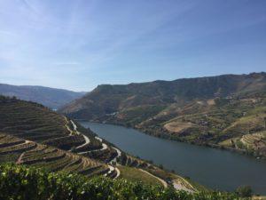 View from Quinta do Seixo